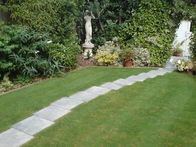 Garden Landscaping in Hampshire